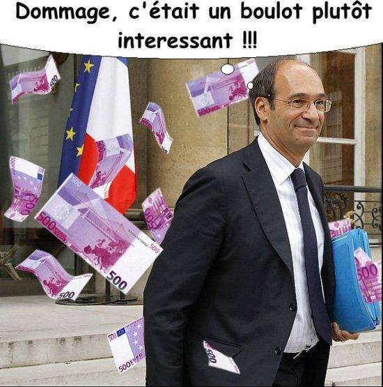 Eric Woerth: Il Ne Sera Plus Trésotier De L'ump