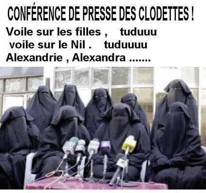 Clodettes