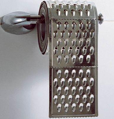 papier toilette qui n'est pas du papier...!!